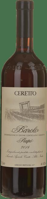 CERETTO Prapo, Barolo DOCG 2014