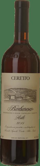 CERETTO Bricco Asili, Barbaresco 2015