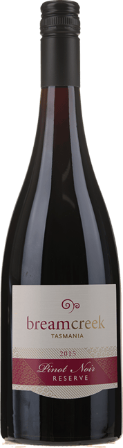 BREAM CREEK VINEYARD Reserve Pinot Noir, Southern Tasmania 2015