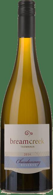BREAM CREEK VINEYARD Reserve Chardonnay, Southern Tasmania 2016
