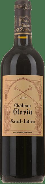 CHATEAU GLORIA Cru bourgeois, St-Julien 2015