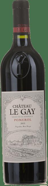 CHATEAU LE GAY, Pomerol 2015
