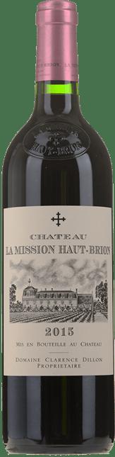 CHATEAU LA MISSION-HAUT-BRION Cru classe, Graves 2015