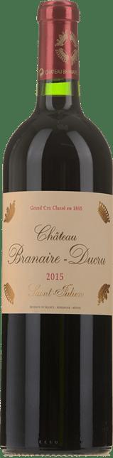 CHATEAU BRANAIRE-DUCRU 4me cru classe, St-Julien 2015