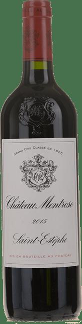 CHATEAU MONTROSE 2me cru classe, St-Estephe 2015