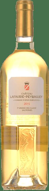 CHATEAU LAFAURIE-PEYRAGUEY 1er cru classe, Sauternes 2015