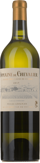 DOMAINE DE CHEVALIER Blanc Grand cru classe, Pessac-Leognan 2015