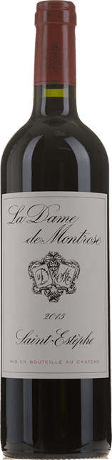 LA DAME DE MONTROSE Second Wine of Chateau Montrose, St-Estephe 2015