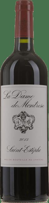 LA DAME DE MONTROSE Second Wine of Chateau Montrose, St-Estephe 2015