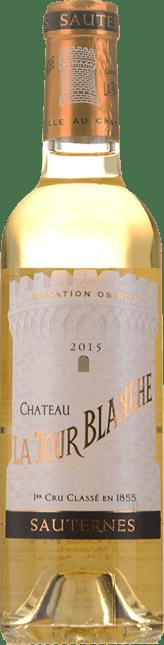 CHATEAU LA TOUR-BLANCHE 1er cru classe, Sauternes 2015