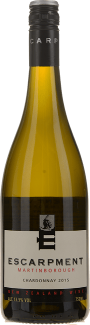 ESCARPMENT VINEYARD Chardonnay, Martinborough 2015
