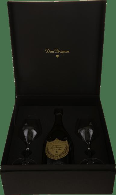 MOET Cuvee Dom Perignon & Spiegelau twin set, Champagne 2009