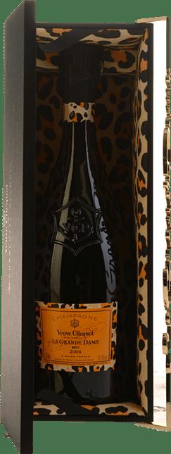 VEUVE CLICQUOT PONSARDIN Charlotte Olympia La Grande Dame, Champagne 2006