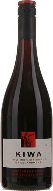 ESCARPMENT VINEYARD Kiwa Pinot Noir, Martinborough 2016