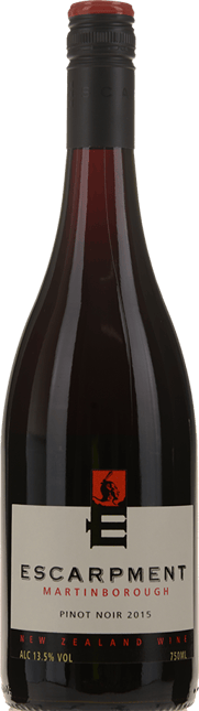 ESCARPMENT VINEYARD Pinot Noir, Martinborough 2015