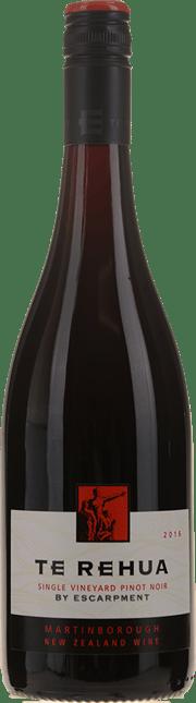ESCARPMENT VINEYARD Te Rehua Pinot Noir, Martinborough 2016