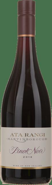 ATA RANGI Pinot Noir, Martinborough 2016