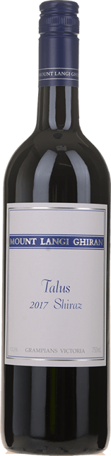 MOUNT LANGI GHIRAN VINEYARDS Talus Shiraz, Grampians 2017
