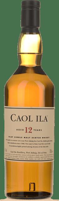 CAOL ILA 12 Year Old Single Malt Whisky 43% ABV, Islay NV