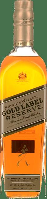 JOHNNIE WALKER Gold Label Reserve Scotch Whisky 40% ABV, Scotland NV