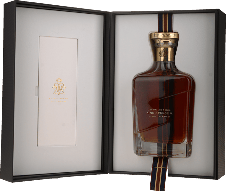 JOHNNIE WALKER John Walker & Sons King George V 43% ABV, Scotland NV