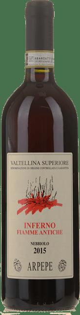 ARPEPE Inferno Fiamme Antiche , Valtellina, Valtellina 2015