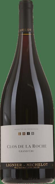 DOMAINE LIGNIER-MICHELOT Grand Cru, Clos de la Roche 2016