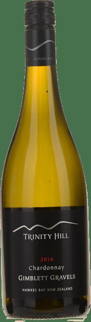 TRINITY HILL Gimblett Gravels Chardonnay, Hawkes Bay 2016