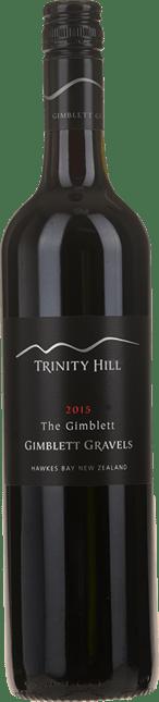 TRINITY HILL Gimblett Gravels The Gimblett, Hawkes Bay 2015