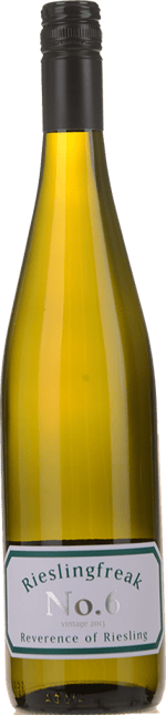 RIESLINGFREAK No. 6 Riesling, Clare Valley 2013