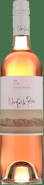 NORFOLK RISE VINEYARD Rose, Mt Benson 2017