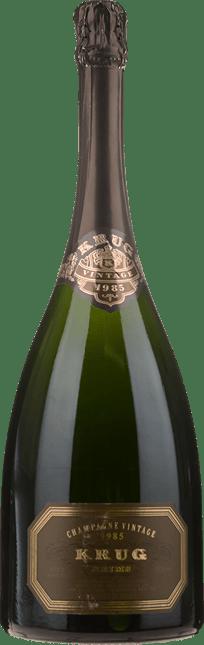 KRUG Vintage Brut, Champagne 1985