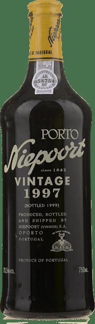 NIEPOORT & CO. Vintage Port, Oporto 1997