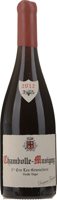 DOMAINE FOURRIER Les Gruenchers Vieille Vigne 1er cru, Chambolle-Musigny 2012
