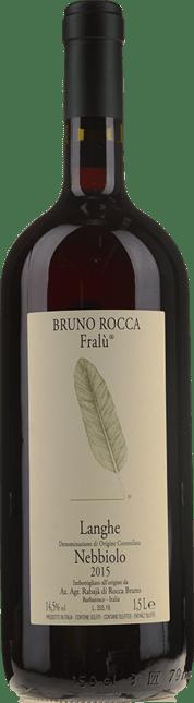 BRUNO ROCCA Fralu Nebbiolo, Langhe 2015