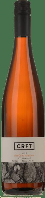 CRFT WINES K1 Vineyard Gewurztraminer, Adelaide Hills 2016