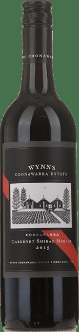WYNNS COONAWARRA ESTATE Cabernet Shiraz Merlot, Coonawarra 2015