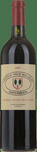 CHATEAU PAVIE-MACQUIN 1er grand cru classe (B), St-Emilion 2009