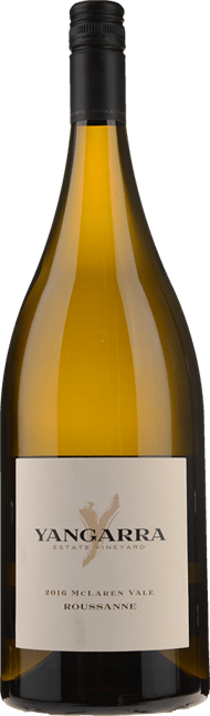 YANGARRA ESTATE VINEYARD Roussanne, McLaren Vale 2016