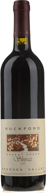 ROCKFORD Basket Press Shiraz, Barossa Valley 1998