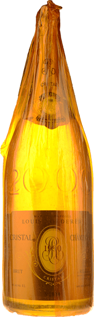 LOUIS ROEDERER Cristal Brut, Champagne 1990