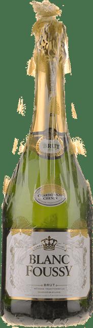 BLANC FOUSSY Chardonnay Chenin Blanc, Touraine NV