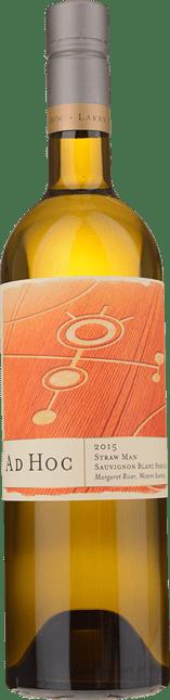 LARRY CHERUBINO WINES Ad Hoc Straw Man Sauvignon Blanc Semillon, Margaret River 2015