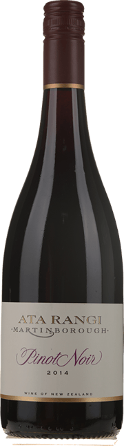 ATA RANGI Pinot Noir, Martinborough 2014