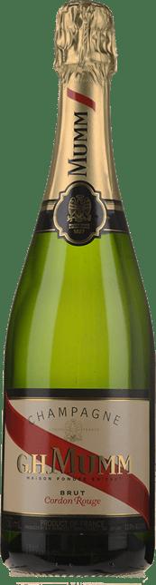 G.H.MUMM Cordon Rouge Brut, Champagne NV