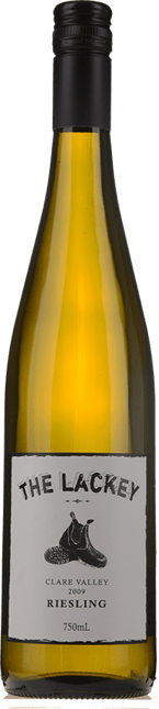 THE LACKEY Riesling, South Australia 2009