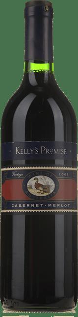 KELLY'S PROMISE Cabernet Merlot, South Eastern Australia 2001