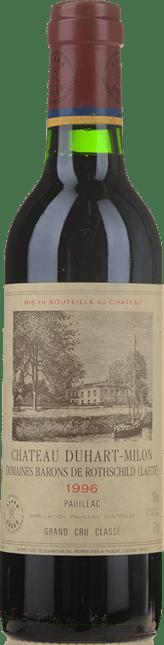 CHATEAU DUHART-MILON-ROTHSCHILD 4me cru classe, Pauillac 1996