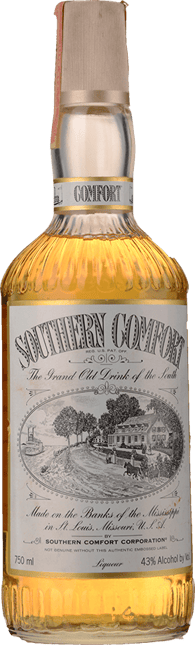 SOUTHERN COMFORT Liqueur 43% ABV, U.S.A. NV