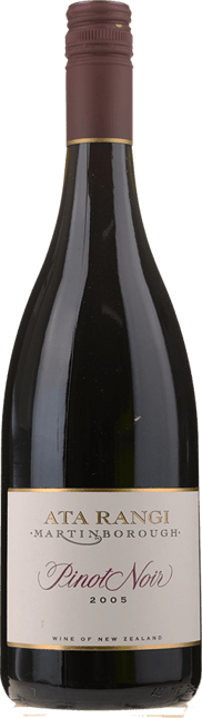 ATA RANGI Pinot Noir, Martinborough 2005